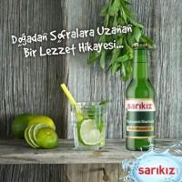 САРИКИЗ СОДА 250 МЛ